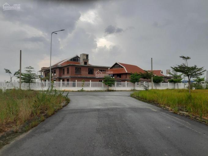 Cần bán lô đất 10x17.5m trong KDC Tân Đô, sổ hồng riêng, giá 2tỷ1. Giá thật 100% ảnh 0