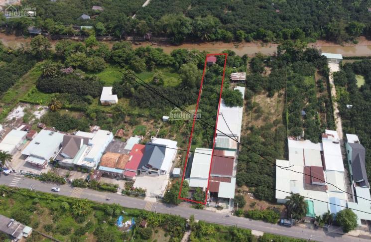 Bán nhà mặt tiền đường + mặt tiền sông vị trí vàng đường Bình Lục - Long Phú, Đồng Nai, 0909940023 ảnh 0