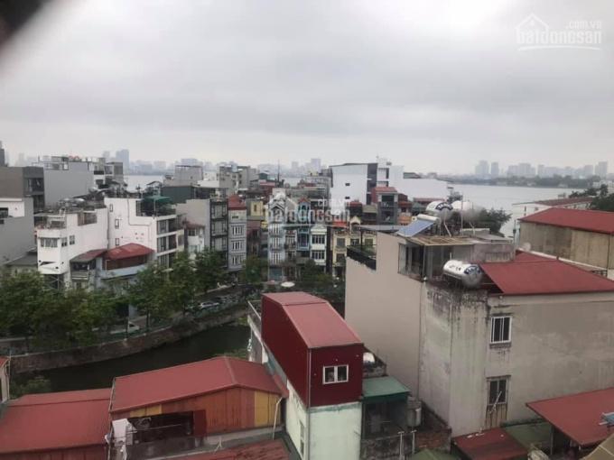 Mặt phố Yên Phụ - 90m2 - 6 tầng - mặt sau hồ Tây - 7 phòng cho thuê VP - 0985427791 ảnh 0