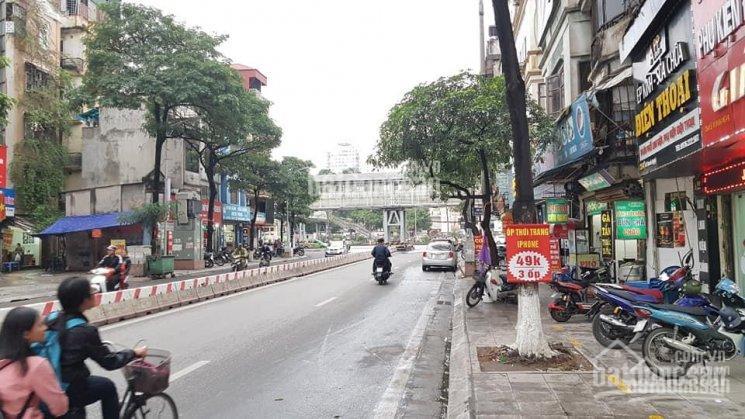 Sốc 1 nhà 2 mặt phố Lê Thanh Nghị và Nguyễn Hiền 64m2, KD cả 2 mặt phố 22.5 tỷ ảnh 0
