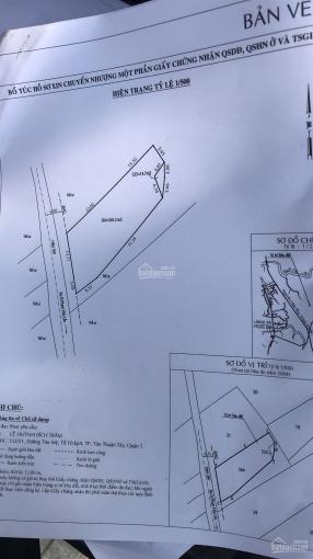 Bán đất hẻm 360 đường Phạm Hữu Lầu, Phước Kiển, Nhà Bè (hoa hồng 3%) ảnh 0