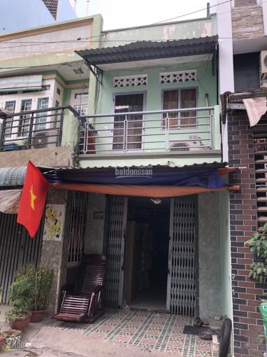 Bán nhà mặt tiền hẻm 8m, 1 trục thẳng Phạm Văn Chiêu, phường 9, Gò Vấp ảnh 0