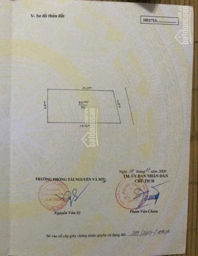 Chính chủ bán gấp 95m2 đất Nam Hồng, ô tô, mặt tiền rộng. Sát Võ Văn Kiệt giá 2xtr/m2 ảnh 0