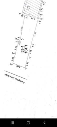 Bán 105m2 đất, MT: 5,1m tại mặt phố Lạc Long Quân. Giá: 255 triệu/ m2 ảnh 0
