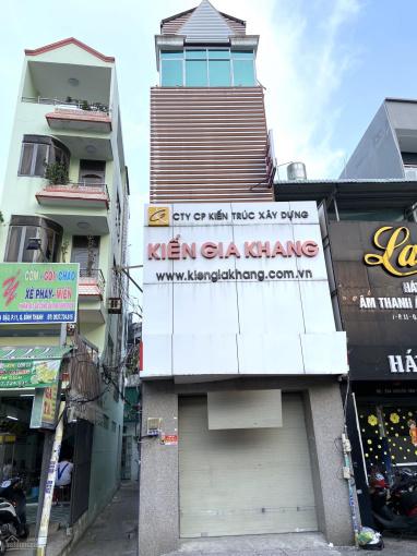 Nhà MT Nguyễn Văn Đậu 4x14m trệt, 4 lầu, 4 phòng, 4WC. 18tr/tháng TL ảnh 0