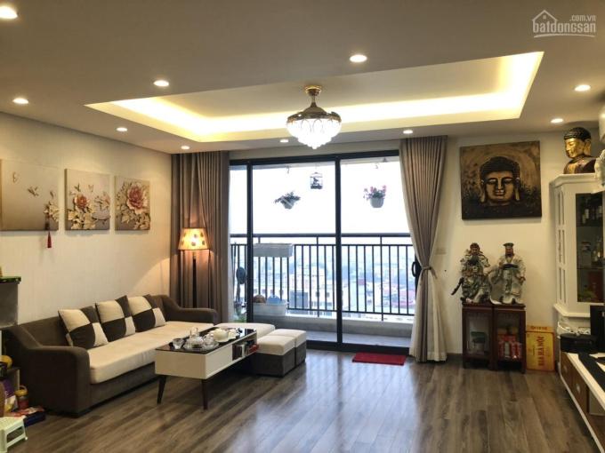 Nhượng lại căn góc 3PN tầng đẹp cc Hồng Kong Tower, giá siêu sốc, miễn trung gian, SĐCC ảnh 0