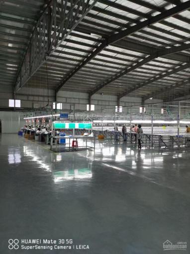 Cho thuê xưởng 1200m2 và 3.000m2 mới dựng, nền bóng, trạm công suất lớn ảnh 0