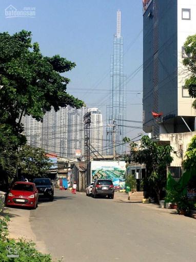 Bán đất 10x29m xây được 7 tầng đường hiện hữu 12m. Cách MT Trần Não 100m, giá 145tr/m2 TL ảnh 0