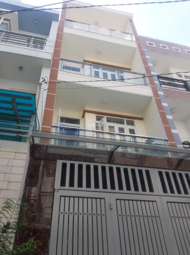 Cho thuê nhà hẻm 5,6m Phạm Văn Bạch, P. 12, Gò Vấp 2 lầu DT: 4x30m ảnh 0
