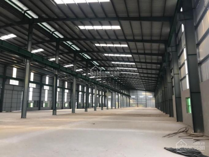 Cho thuê kho xưởng DT 750m2 - 1500m2 - 2500m2 tại KCN Quất Động, Thường Tín, Hà Nội ảnh 0