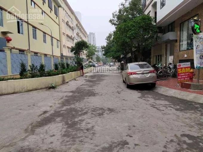 Phố Nguyễn Thái Học, Hà Đông, bán nhà phân lô 55m2, 3 tầng, ô tô đỗ cửa, giá 4.5 tỷ LH 0354931191 ảnh 0