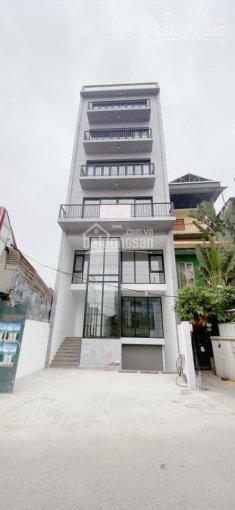 Cho thuê 3 tầng toà nhà mới 387 Âu Cơ, Tây Hồ, Hà Nội ảnh 0
