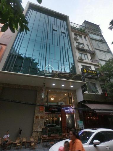 Cho thuê tòa nhà ~2.000m2 sàn ngay MT Phan Đình Phùng, P15, Phú Nhuận, ngang NH 10m, 6 lầu, 349tr ảnh 0