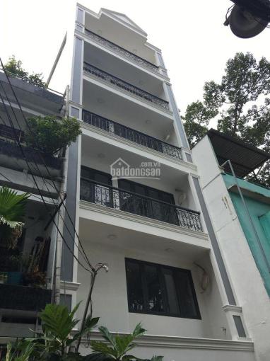 Bán nhà MT Nguyễn Thiện Thuật, Q3 trệt, 6 lầu thang máy HĐT 80tr, giá 32.5 tỷ, 0915924567 ảnh 0