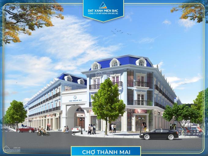 Bán căn shophouse 3 tầng 1 tum diện tích 48m2 ngay chợ thành mai giá chỉ 1,484 tỷ ảnh 0