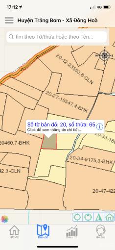Bán 3128m2 đất xã Đông Hoà, Trảng Bom, Đồng Nai ảnh 0