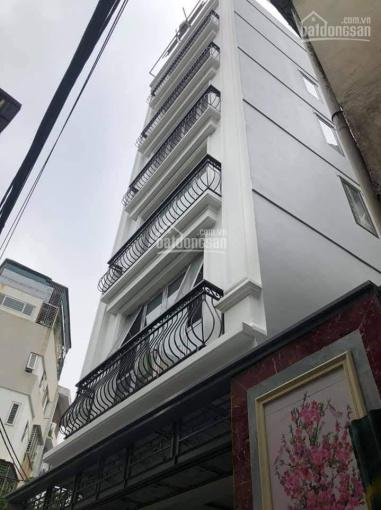 Bán nhà mới lung linh mặt đường Võ Chí Công - Q. Tây Hồ. DT 90m2, tiện lợi kinh doanh, giá 19.5 tỷ ảnh 0