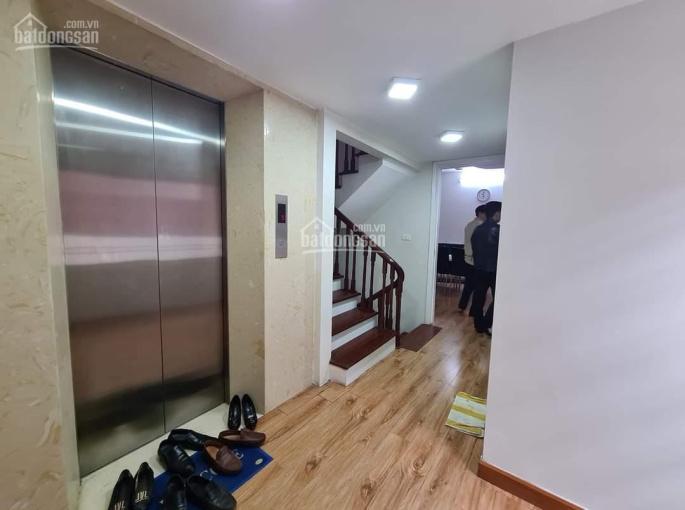 Bán nhà Xuân Diệu 89m2, 5 tầng thang máy, mặt tiền 5.8m, gara ô tô, thang máy. Giá 12.5 tỷ ảnh 0