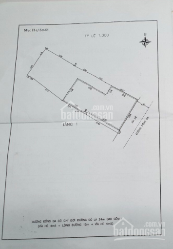 Bán 450m2 đất mặt tiền đường Đống Đa, thích hợp đầu tư, LH: 0935905599 ảnh 0