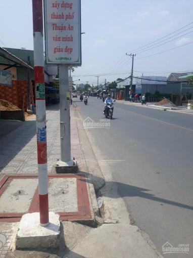 Bán 2 lô đất liền kề Bình Nhâm 15, TP Thuận An, bình Dương ảnh 0