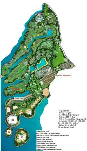 Nhận đặt chỗ BT đảo VIP view hồ lớn Flamingo Đại Lải Resort 150 - 180 - 250 - 300 - 500 - 1000m2 ảnh 0