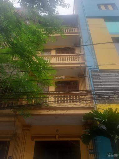 Nhà cho thuê ngõ 106 đường Hoàng Quốc Việt, diện tích 55m2 x 4 tầng, mặt tiền 5m ảnh 0