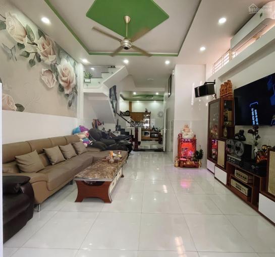 Nhà cực đẹp-hẻm xe hơi 90 Trần Văn Ơn, Phường Tân Sơn Nhì, Quận Tân Phú 4,8x13m, đúc 3 tấm, 6,8tỷ ảnh 0