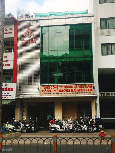 Bán nhà mặt tiền Trần Quý Khoách, phường Tân Định, Quận 1. DT: 7x23m, trệt 3 lầu, giá chỉ 45.5 tỷ ảnh 0