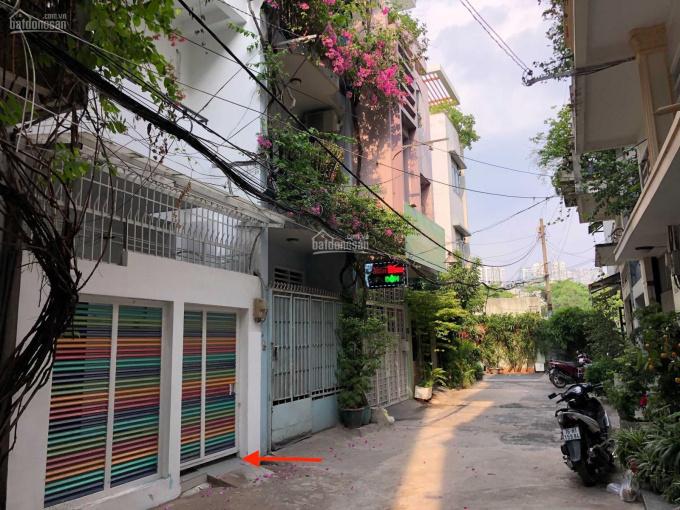 HXH mới Nguyễn Cửu Vân 4.5x18m 1T - 2L 4PN - 4WC 22tr/th ảnh 0