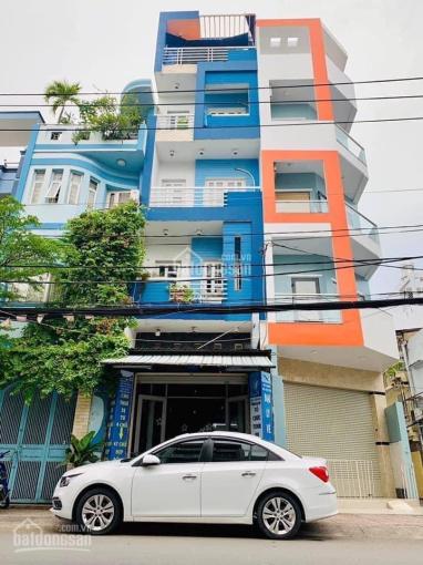 Sở hữu căn nhà có giấc ngủ ngon đường Nguyễn Trãi, P. Bến Thành Q1 DT 4x20m 80m2 ảnh 0