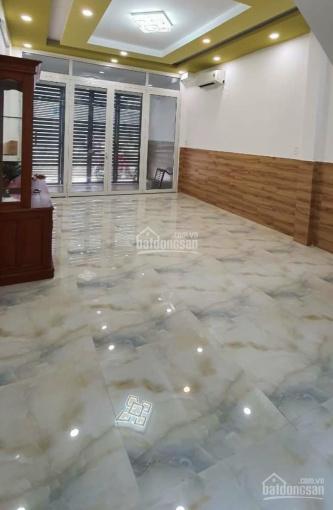 Cho thuê nhà mới, xe ô tô đậu trước nhà 586/2C Hoàng Văn Thụ, Phường 4, Quận Tân Bình ảnh 0