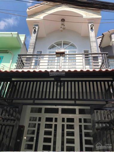 Cần bán nhà 60m2, 2 lầu hẻm 2,5 m Huỳnh Tấn Phát, phường Phú Thuận, Quận 7 ảnh 0