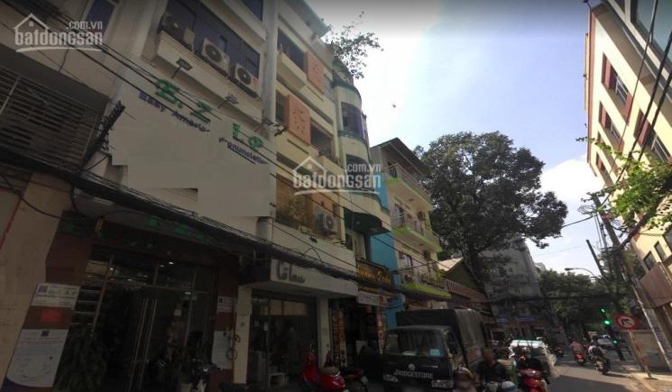 Cho thuê nhà MT Nguyễn Văn Thủ, Quận 1 (4.2x16m) trệt 4L, hẻm sau 3m Giá 60tr ảnh 0