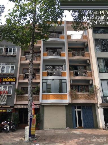 Cho thuê nhà MT Hoàng Sa, Quận 1 (5x15m) trệt 4L nhà mới đẹp. Khu vực quán ăn đông đúc ảnh 0