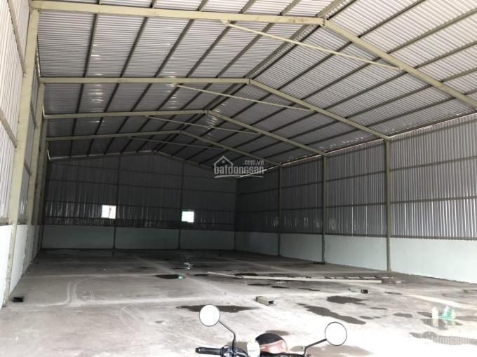 Cho thuê gấp kho xưởng 400m2 tại Phường An Phú Đông, Q12. Giáp Quốc lộ 1A, gần ngã 4 Ga ảnh 0