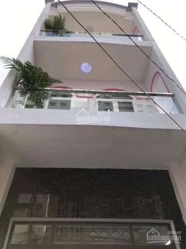 Bán nhà đường Tân Hương, P. Tân Quý, 4x12m 1 trệt 2 lầu nhà đẹp dọn vào ở ngay, giá: 5.35 tỷ TL ảnh 0