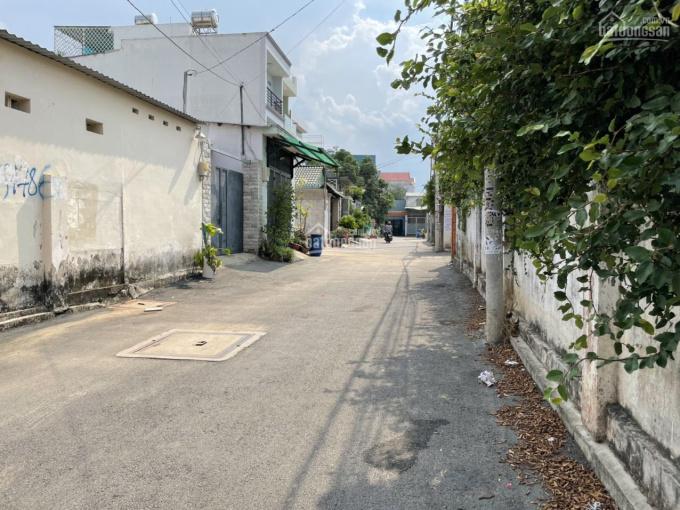 Bán nhà hẻm nhánh Lê Văn Việt, hẻm xe hơi, 1 trệt 2 lầu, DT 5,5x16m=88m2 ảnh 0