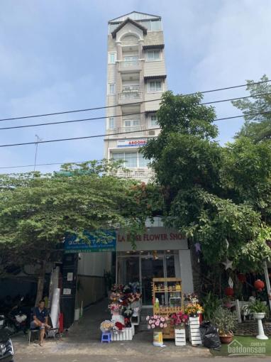 Bán nhà mặt tiền Võ Văn Tần, P.6, Q.3. DT 4mx22m, hầm + 7 lầu (HĐ thuê 130 tr/th), giá bán 37 tỷ TL ảnh 0