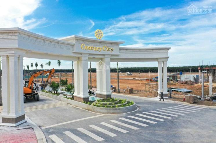 Đất tái định cư Bình Sơn - Sân Bay Long Thành, đã có sổ - giá đầu tư 570 triệu ảnh 0