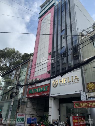 Chính chủ bán nhà MT Trường Sơn, P15, Q10. (5m x 22m) hầm, 6 lầu, thang máy, HĐ thuê 80 triệu/th ảnh 0