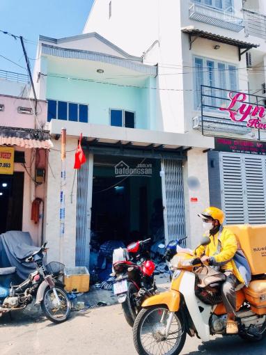 Bán nhà mặt tiền đường nội bộ - sát Tân Quý Aeon Tân Phú, 4x17m cấp 4 gác lửng. Giá 7,1 tỷ TL ảnh 0