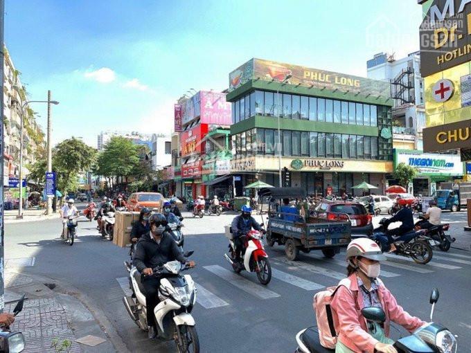 Nhà góc 3 mặt tiền Tân Sơn Nhì, 5x27m, đúc 1 trệt 1 lầu sân thượng, giá 20 tỷ thương lượng ảnh 0