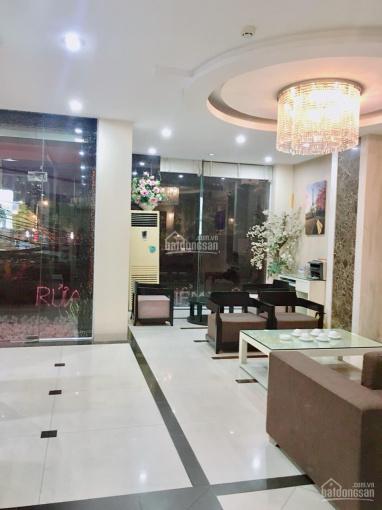 Khách sạn Trần Duy Hưng 8 tầng thang máy, gara, KD siêu lợi nhuận, DT 94m2 x 8T MT 8m giá 26.7 tỷ ảnh 0