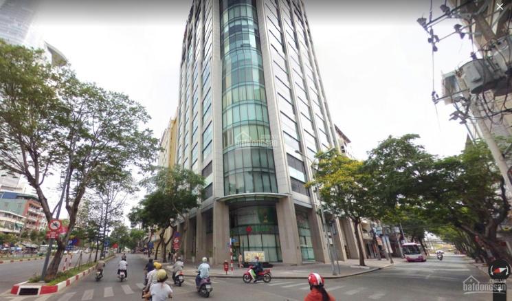 Bán tòa nhà 2 mặt tiền 81 - 83 - 83B - 85 Hàm Nghi và Pasteur, Q1 ảnh 0