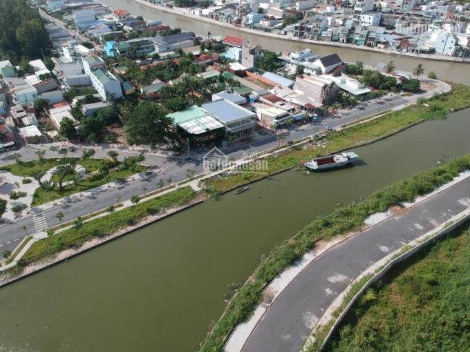 Nền cực đẹp mặt tiền Hồ Bún Xáng, Ninh Kiều, Cần Thơ ảnh 0