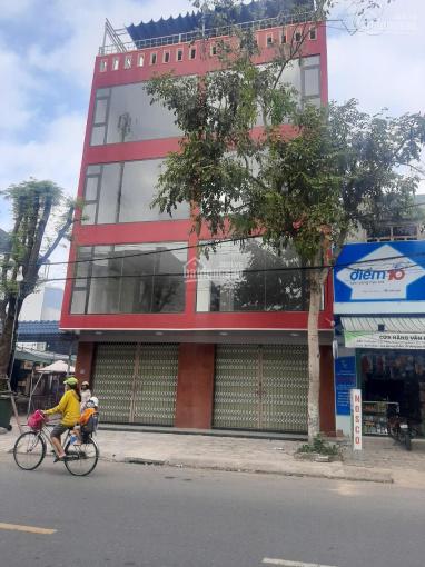 Nhà 4 tầng Huỳnh Tấn Phát - Hải Châu, Đà Nẵng ảnh 0