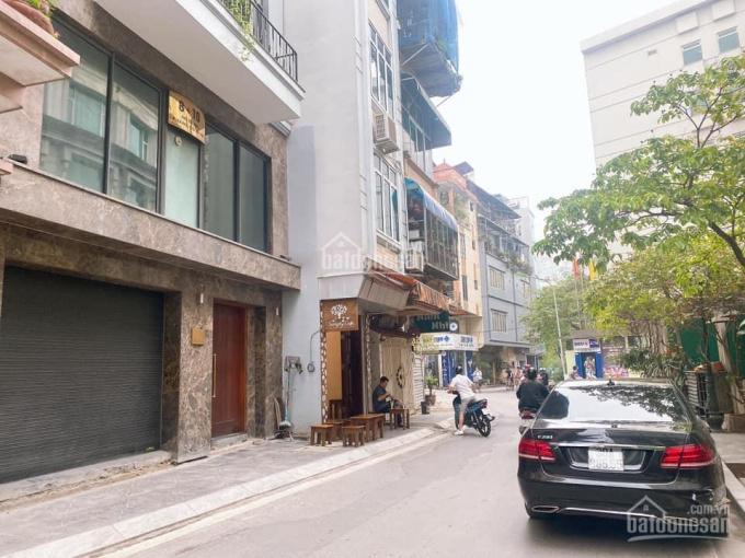 Bán tòa nhà mặt phố Yên Hoa, quận Tây Hồ, 100m2 * 8 tầng, mặt tiền 7,5m, giá bán 34 tỷ ảnh 0