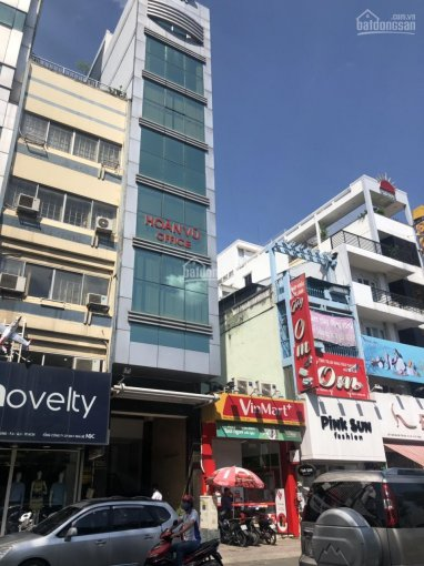 Bán nhà MT đường Nguyễn Thiện Thuật, P1, Q3, DT: 4x17m, 5 lầu có thang máy, HĐ thuê 75 tr/th ảnh 0