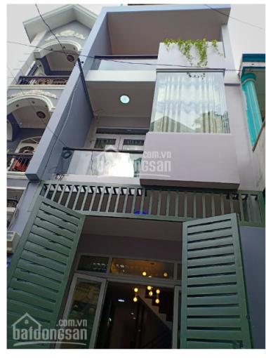 Cho thuê nhà hẻm 4,7m Phạm Văn Chiêu P. 14 Gò Vấp gần ngã 3 Cây Trâm Gò Vấp ảnh 0