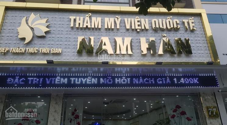 Tìm khách thuê nhà mặt đường Lương Khánh thiện, Hải Phòng. Vỉa hè rộng - mặt tiền hơn 5m ảnh 0